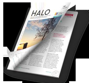 ons tijdschrift Halo
